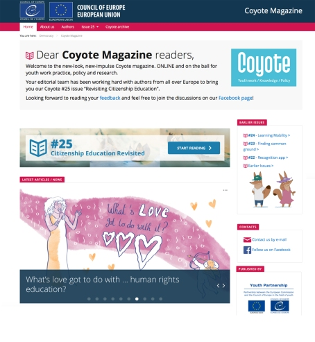 Coyote mag