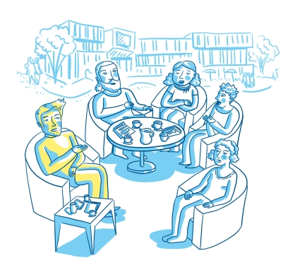 scène 10- illustration coline robin