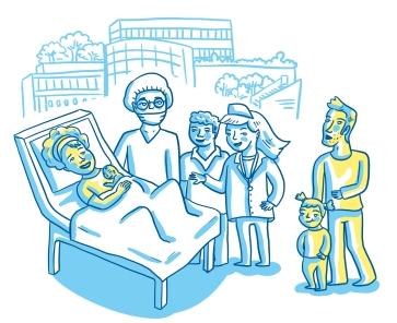 scène 2- illustration coline robin
